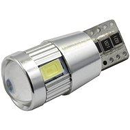 M-Style LED Izzó W5W T10 12V 6SMD 5630 - LED izzó
