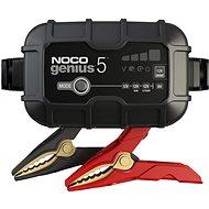 NOCO genius 5  6/12 V, 120 Ah, 5 A - Autó akkumulátor töltő