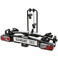 Pro-USER Diamant SG2 - tartó két kerékpárhoz - Vonóhorogra szerelhető kerékpártartó