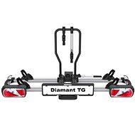 Pro-USER Diamant TG - tartó két kerékpárhoz - Vonóhorogra szerelhető kerékpártartó