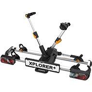 SPINDER Xplorer + tartó 2 kerékpárhoz - Vonóhorogra szerelhető kerékpártartó