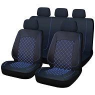 CAPPA SYDNEY Autós üléshuzat, fekete/kék - Autós üléshuzat