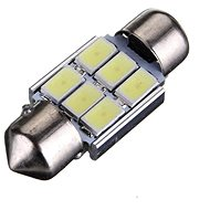 M-Style LED szofita izzó 31mm 12V 6SMD 5630 - LED autó izzó