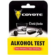 COYOTE eldobható alkohol teszt - Alkoholszonda