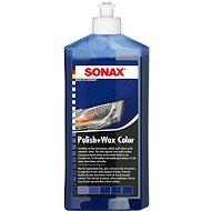 SONAX Polír és Wax NanoPro kék, 500 ml - Autóviasz