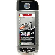 SONAX Polish & Wax COLOR ezüstszürke, 500ml - Autóviasz
