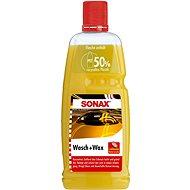 SONAX Wax Autósampon Koncentrátum, 1 l - Autósampon