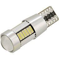 COMPASS 27 LED 12V T10 NEW-CAN-BUS, fehér, 2 db - Autóizzó
