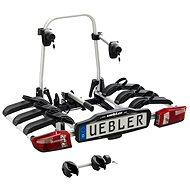 UEBLER P32 3 kerékpárnak - Vonóhorogra szerelhető kerékpártartó