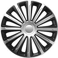 """VERSACO Trend silver/black 15"""" - Dísztárcsa"""