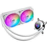 ASUS ROG STRIX LC 240 RGB White Edition - Vízhűtés