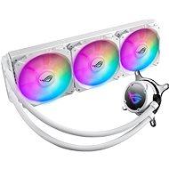 ASUS ROG STRIX LC 360 RGB White Edition - Vízhűtés