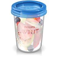 Philips AVENT VIA anyatejtároló poharak 240 ml - 5 db - Ételtartó szett
