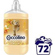COCCOLINO Orange Rush 1,8 l (72 mosás) - Öblítő