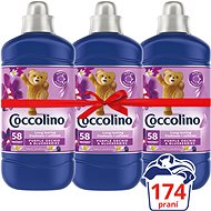 COCCOLINO Creations Purple Orchid & Blueberry 3 × 1,45 l (174 mosás)