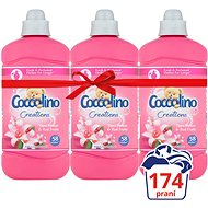 COCCOLINO Creations Tiare Flower & Red Fruit 3 × 1,45 l (174 mosás)