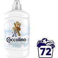 COCCOLINO Sensitive 1,8 l (72 mosás) - Öblítő