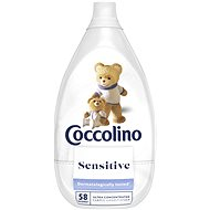 COCCOLINO Intense Pure Softener 960 ml (64 mosás) - Öblítő