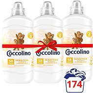 COCCOLINO Sensitive Cashmere & Almond 3 × 1,45 l (174 mosás)
