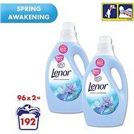 LENOR Spring Awakening 2× 2,905 l (192 mosás) - Öblítő