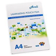 AVELI A4 / 160 fényes - Lamináló fólia