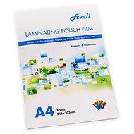 AVELI A4/160 fényes - 50 db-os csomag - Lamináló fólia