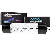 Alphacool Eisbecher Helix 250mm Reservoir- fehér - Expanziós edény