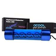 Alphacool Eisbecher Helix 250mm Reservoir - kék - Expanziós edény