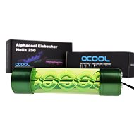 Alphacool Eisbecher Helix 250mm Reservoir- zöld - Expanziós edény