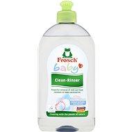 FROSCH Baby hipoallergén mosószer cumisüvegre és cumira 500 ml - Öko mosogatószer
