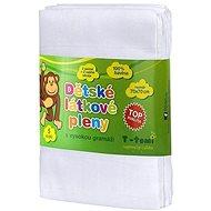 T-tomi textilpelenka 5 db - fehér - Textilpelenka