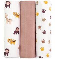 T-tomi textil TETRA pelenka monkey