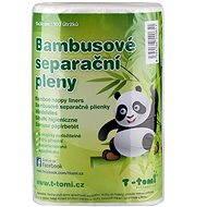 T-tomi Bamboo elválasztópelenkák - Öko pelenka