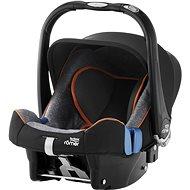 Britax Römer Baby-Safe Plus SHR II Black Marble fekete színű - Gyerekülés