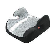 NANIA Topo Comfort First Line Grey 15-36 kg - Ülésmagasító