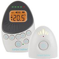 Canpol Babies EasyStart Plus Kétirányú elektronikus bébiőrző - Bébiőr