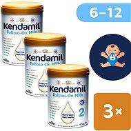 Kendamil Continuing Milk 2 DHA + (3 × 900 g) - Bébitápszer