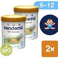 Kendamil tápszer BIO Milk 2 DHA + (2 × 800 g) - Bébitápszer