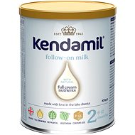 Kendamil Continuing Milk 2 DHA + (400 g) - Bébitápszer