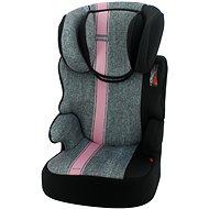 NANIA Befix First Linea Grey Pink 15-36 kg - Gyerekülés