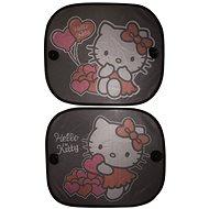 MARKAS Autóablak árnyékoló, 2 db, Hello Kitty - Napellenző
