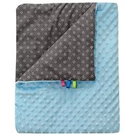 COSING Minky takaró, kék - Takaró