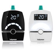 BABYMOOV Premium Care Digital Green - Bébiőr