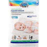 Canpol babies eldobható öltözőszőnyeg 10 db - Pelenkázó alátét