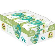 PAMPERS Coconut Pure 378 db - Baba törlőkendő