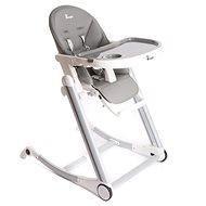 Bo Jungle B-High Chair szürke - Etetőszék
