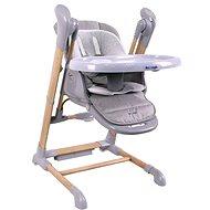 Bo dzsungel B-hinta szék - Etetőszék