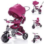 ZOPA CitiGO Mulberry Pink - Pedálos tricikli