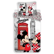 """Jerry Fabrics ágynemű huzat - MM in London """"Telephone"""" - Gyerek ágyneműhuzat"""