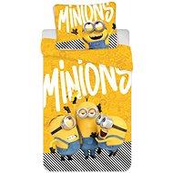 Jerry Fabrics ágynemű huzat - Minyonok 2 Yellow